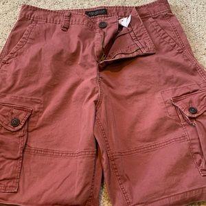 Aeropostale Men's Cargo Shorts 34
